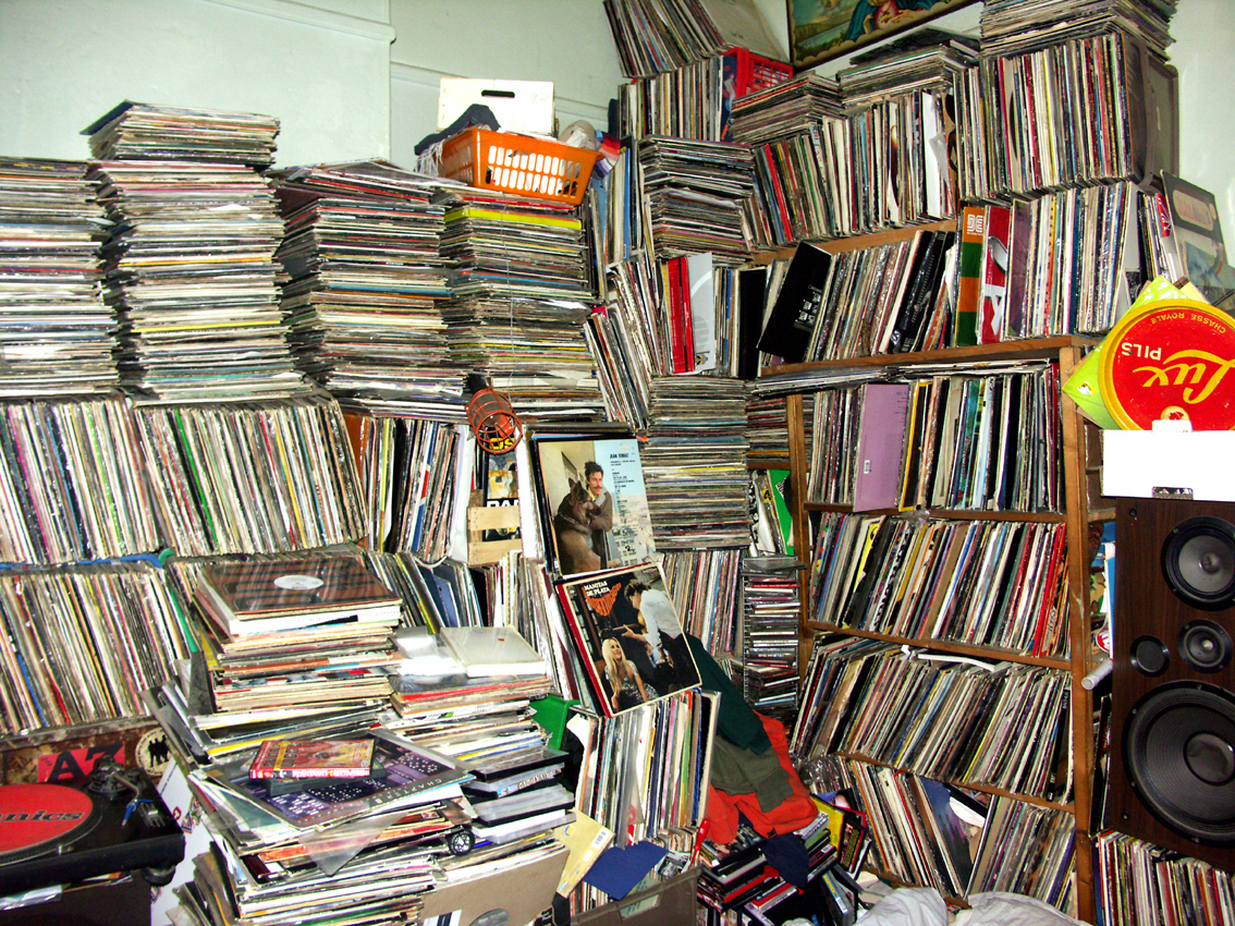 A Messy Record Collection or site structure?